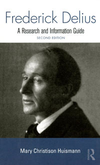 Cover of Frederick Delius: A Research and Information Guide