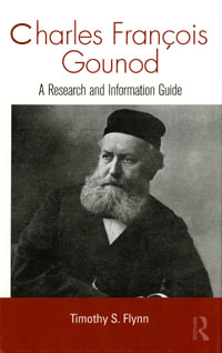 Cover to Charles Francois Gounod: A Research and Information Guide